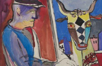 Выставка Александра Георгиевича Траугота в Пушкинском доме