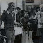 Александр Траугот на открытии выставки-min