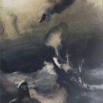 Г. Траугот. Эскиз для открытки. 1943