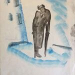 А. Траугот. Блокадная серия. 1941-1945